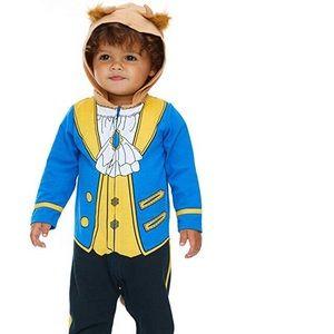 Disney Toddler Beast Costume EUC
